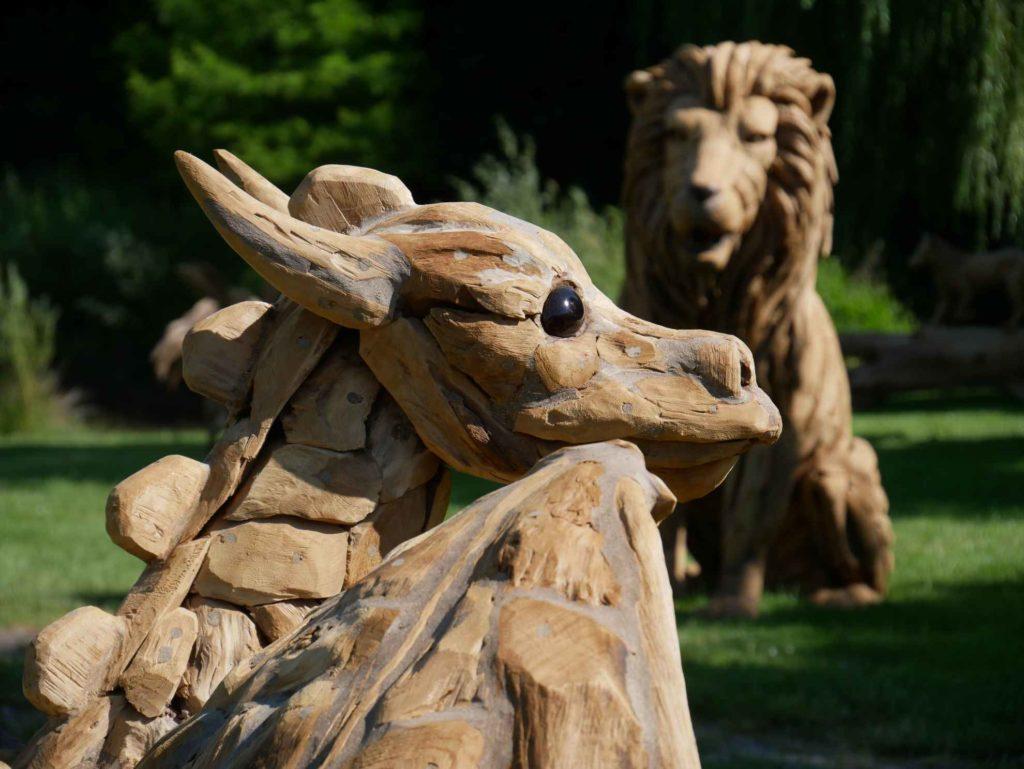 Skulpturen - Sculptures